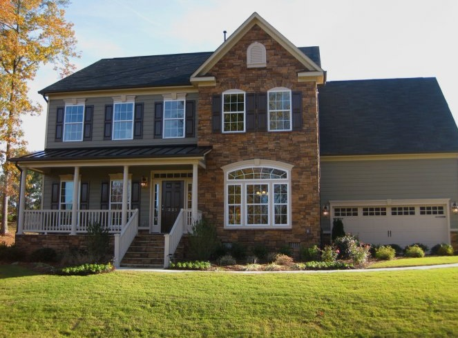 Siding Raleigh NC by greyHouse Inc a Home Remodeling and Siding Replacement Contractor in North Carolina
