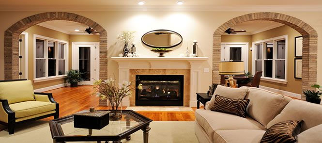 Custom Design Build Contractors Raleigh NC Interior Home